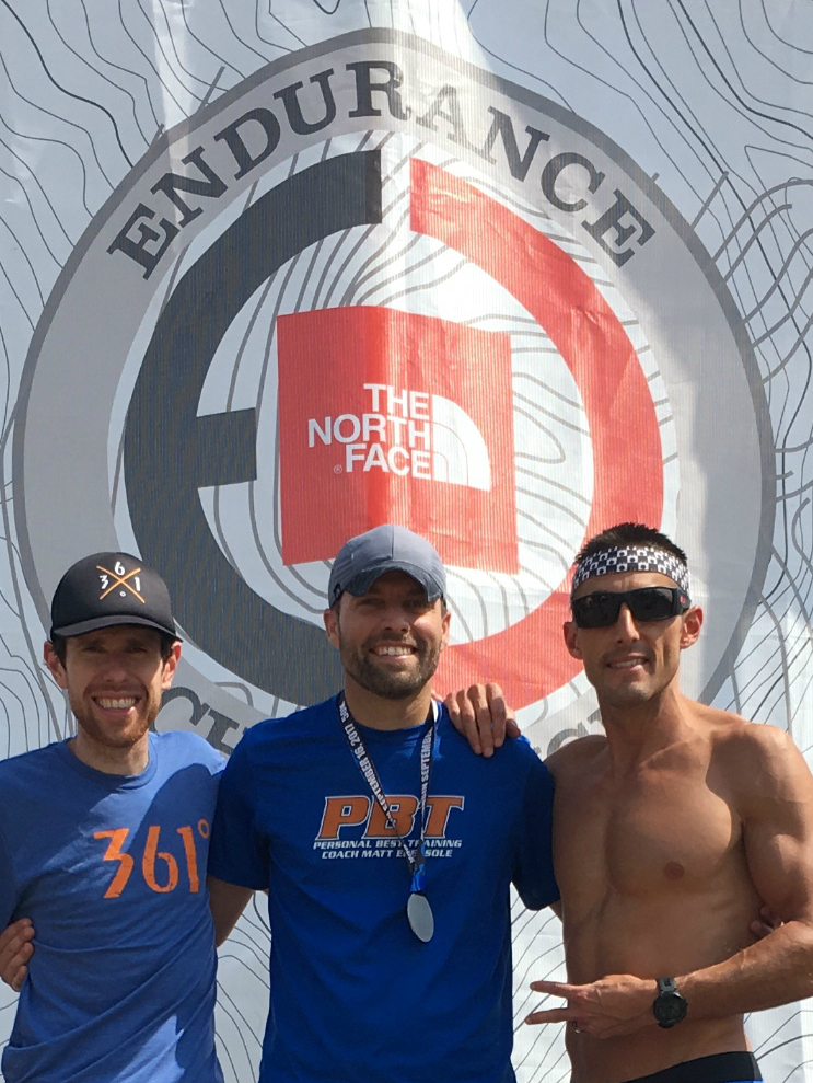 Norh Face Endurance Challenge Finish photo
